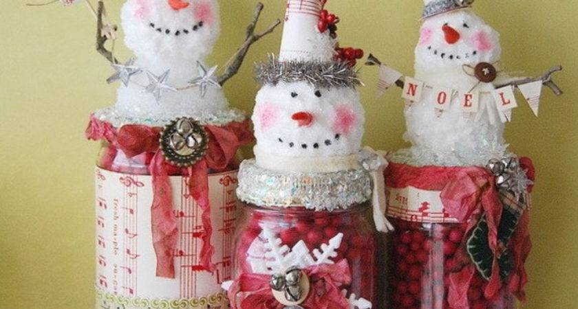 Creative Homemade Christmas Crafts Decoration Projects