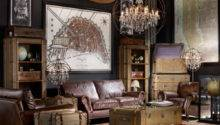 Creative Inspiring Eclectic Vintage Room Designs