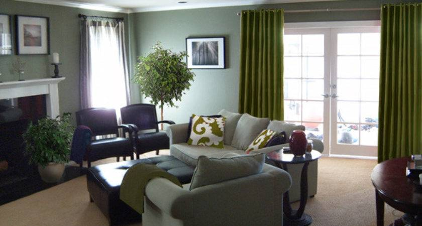 Creative Sage Green Living Room Ideas Within Home