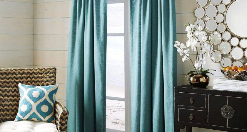 Curtains Teal Curtain Poles Amazing Brown