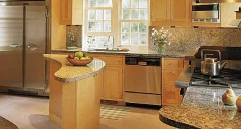 Curved Kitchen Counter Architectural Design Clipgoo