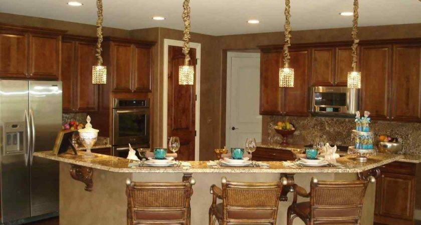 Curved Kitchen Island Ideas Deductour