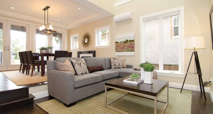 Custom Contemporary Living Room Other