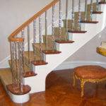 Custom Glass Stair Balusters Hawke Axel