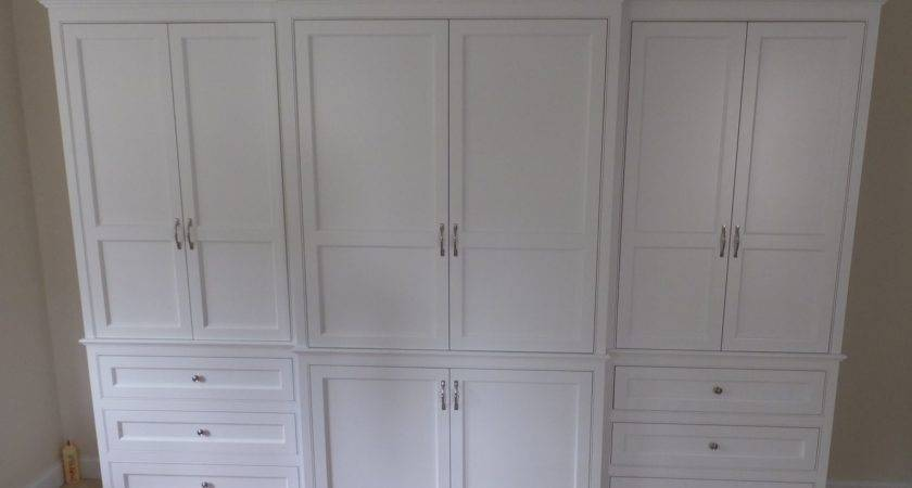 Custom Made Built Wardrobe Armoire Woodworking