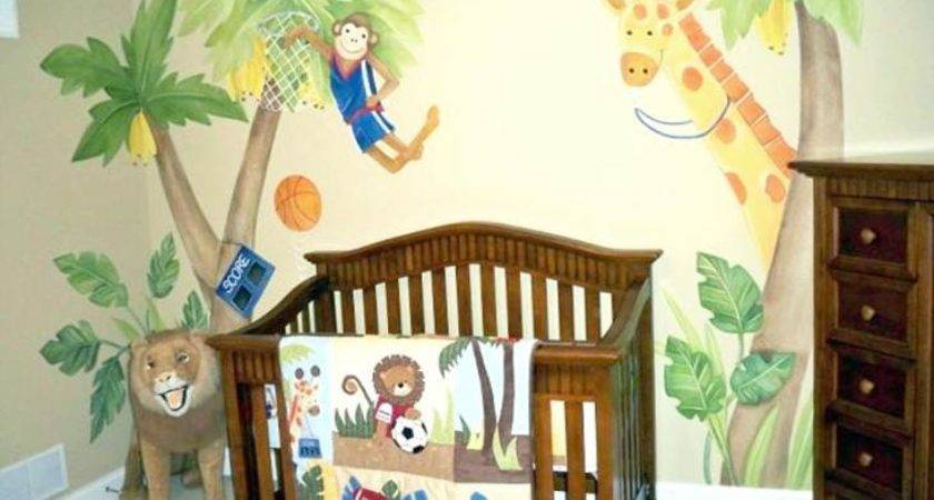 Cute Bedroom Colors Theme Baby Home Decor
