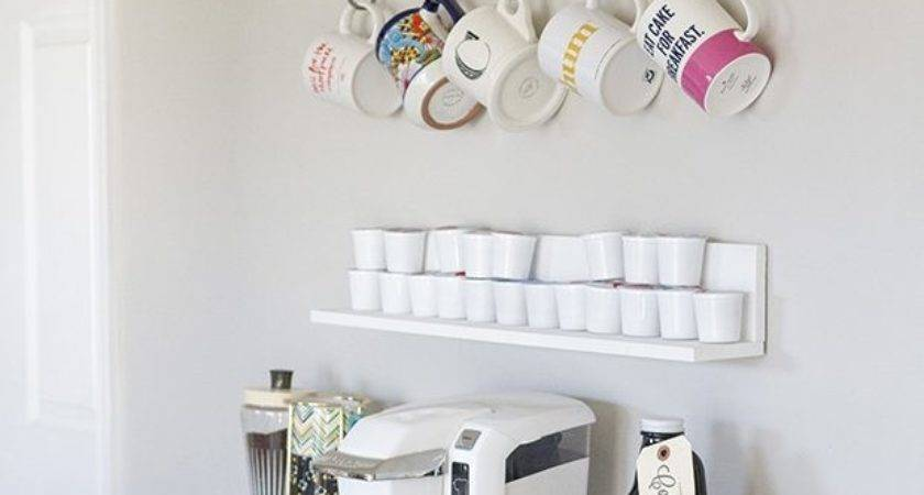 Cute Diy Coffee Bars Holly