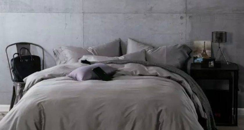Dark Gray Comforter Promotion Shop Promotional
