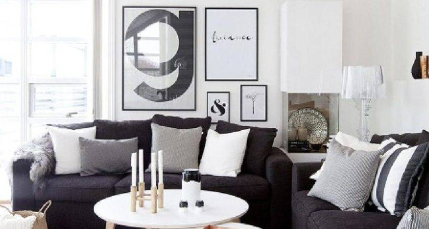 Dark Grey Couch Living Room Home Design Ideas