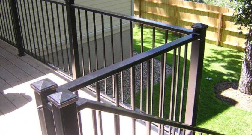 Deck Railing Ideas Cheap Design