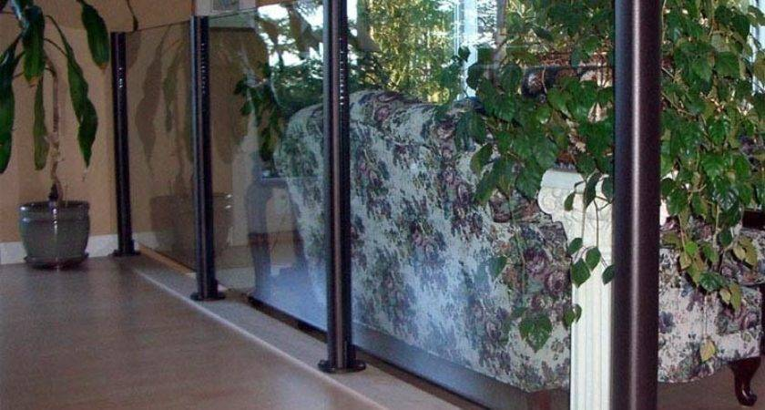 Deckview Glass Railing Edmonton Interior Railings