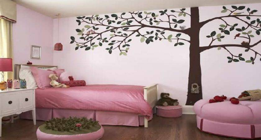 Decor Bedroom Walls Unique Wall Painting Ideas