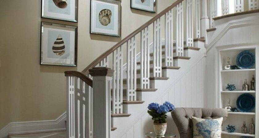Decor Compliments Stairway Tuvalu Home
