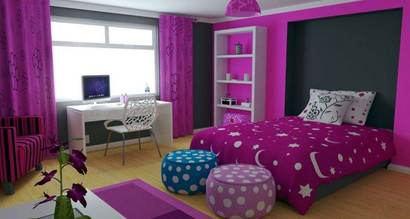 Decorate Bedroom Two
