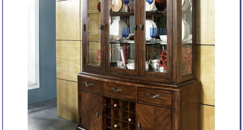 Decorate Dining Room Buffet Hutch Home