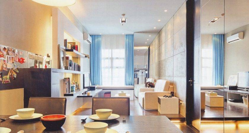 Decorate Small Apartment Theydesign