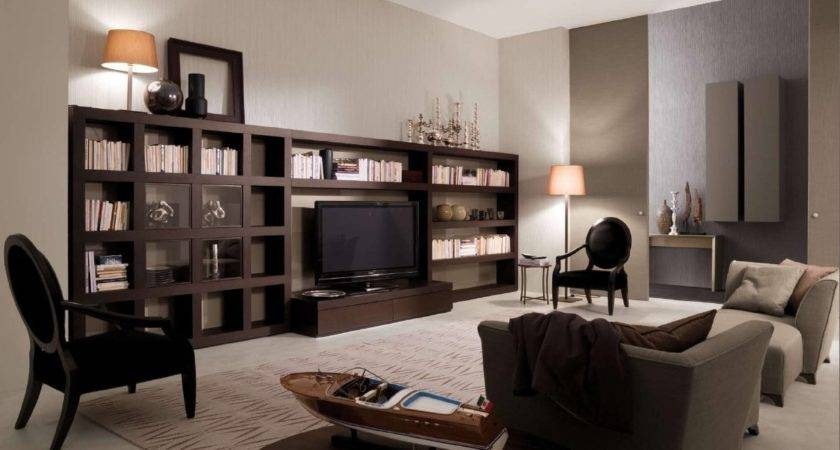 Decorate Your Living Room Dark Furniture