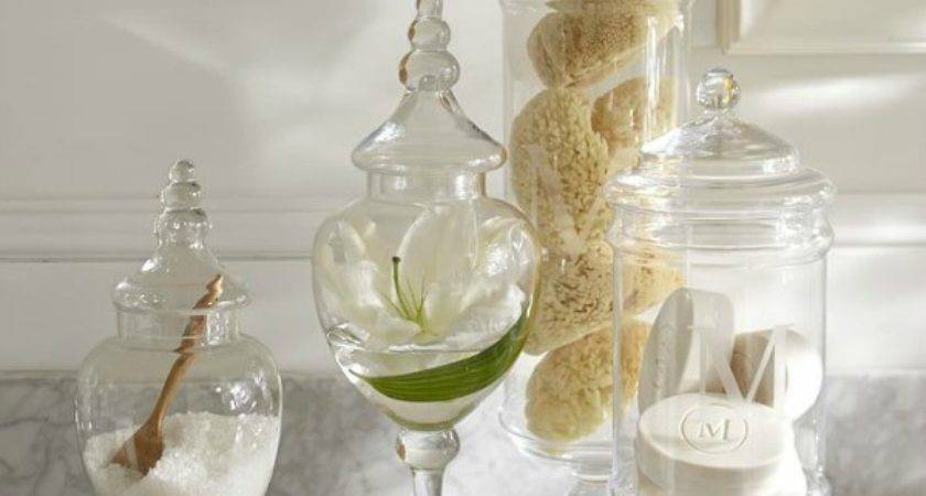 Decorating Apothecary Jars Driven Decor