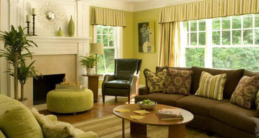Decorating Ideas Living Rooms Yellow Walls