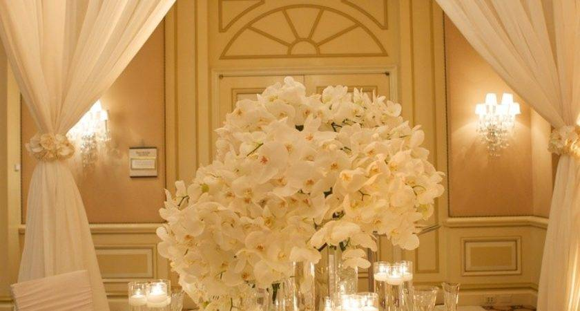Decorating Ideas Stunning Wedding Table