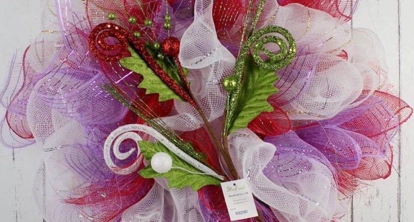 Decorating Ideas Tutorials Poly Deco Mesh Get Inspired