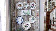 Decorating Ideas Vintage Door Plate Wall Finding Home Farms