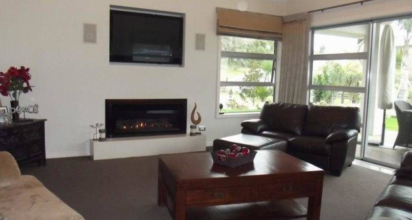 Decorating Living Room Fireplace