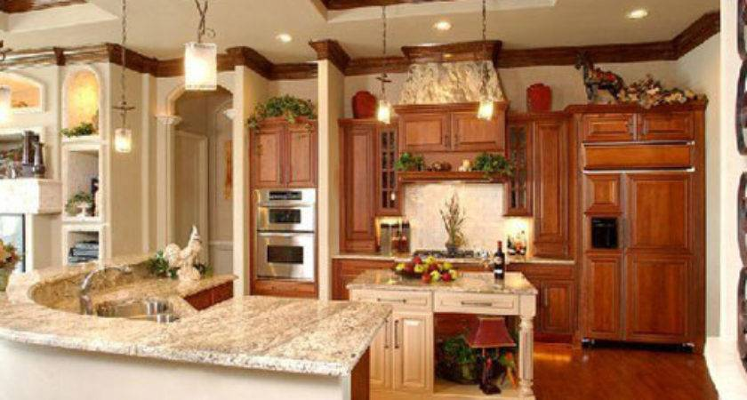 Decorating Themed Ideas Kitchens Beautiful Modern Home