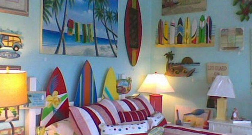 Decoration Colorful Beach House Decorating Ideas