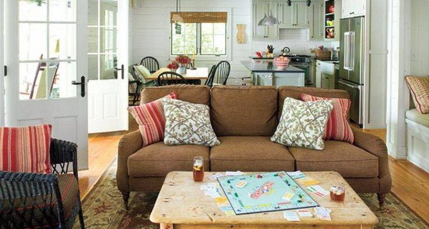 Decoration Cottage Style Decorating Ideas Living