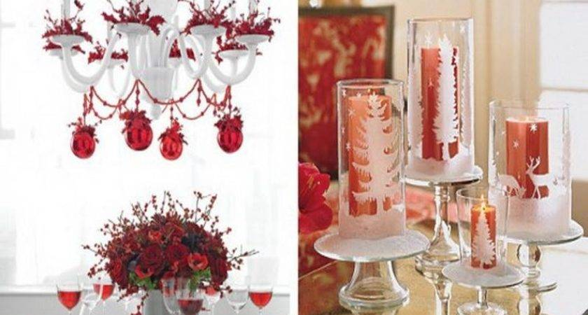 Decoration Easy Christmas Table Decorating Ideas