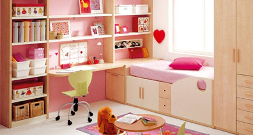 Decoration Ideas Modern Pink Small Rooms Interior