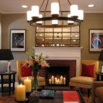Decoration Ideas Small Living Room Fireplace