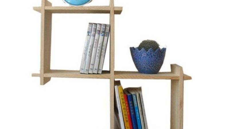 Decorative Wooden Wall Shelves Home Design Lover
