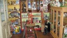 Dianne Zweig Kitsch Stuff Antique Booth Display