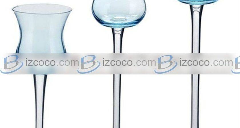 Different Types Candle Holders Glass China Trading