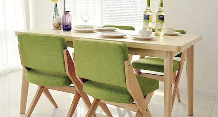Dining Chairs Table Furniture Ensemble