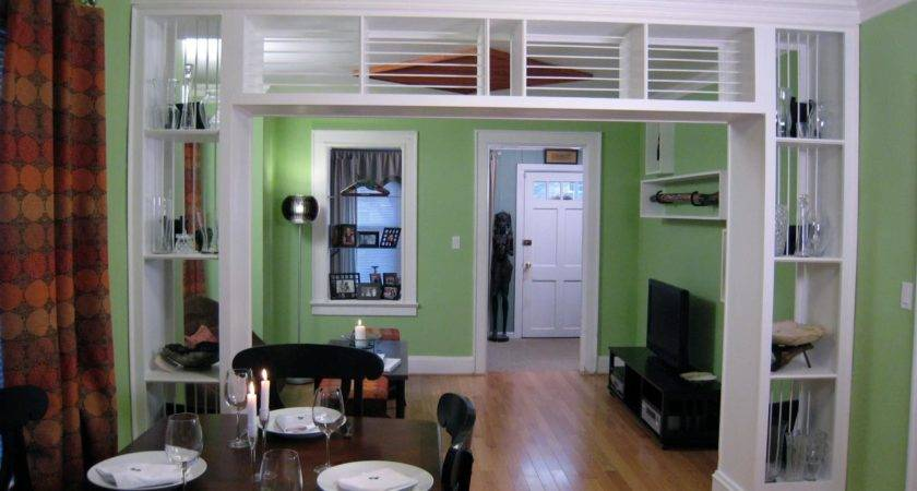 Dining Room Dividers Ideas Home Design Concept