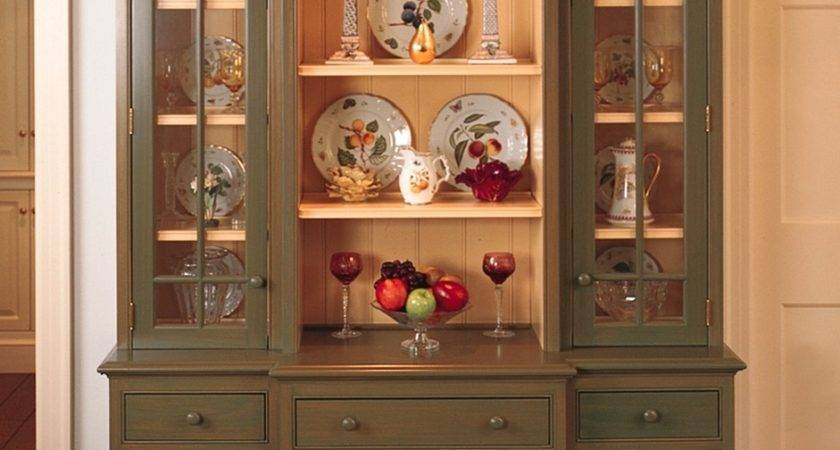 Dining Room Elegant Corner Hutch Small Nice