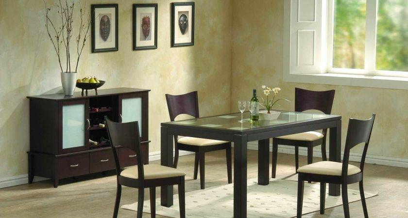 Dining Room Inspire Contemporary Solid Wood