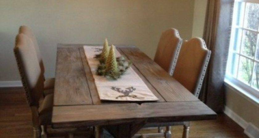 Dining Room Tables Farmhouse Style Antique