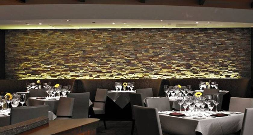 Dining Room Wall Interior Decoration Abacus Restaurant