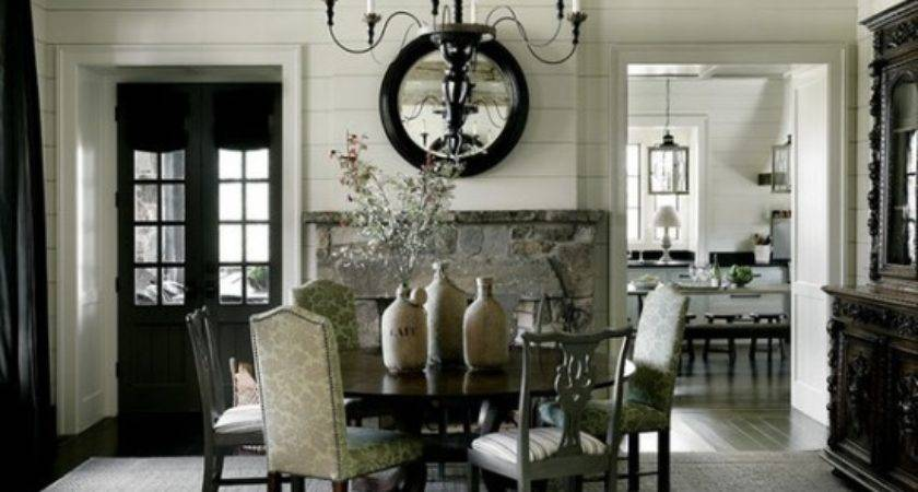 Dining Rooms Old House Atlanta Homes Chairs Planks