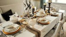 Dining Table Setting Ideas