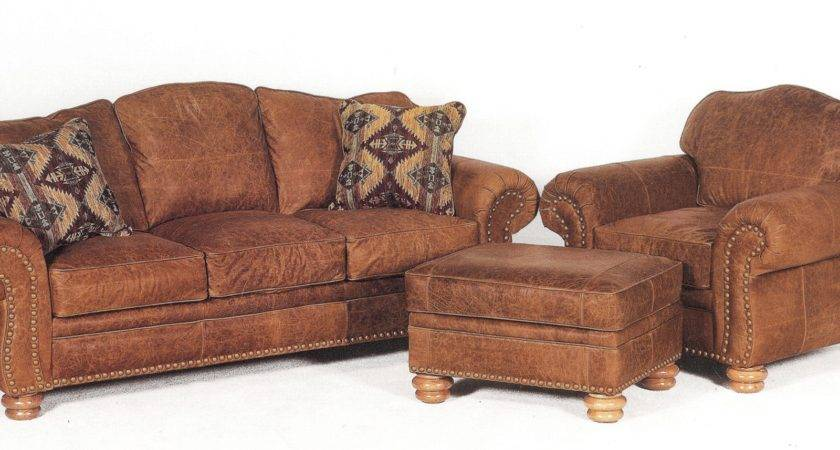 Distressed Leather Sofa Chaise Couch Ideas