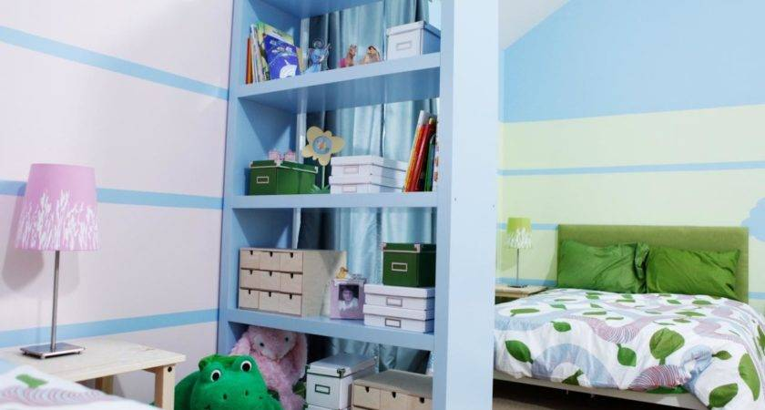 Divide Shared Kids Room Hgtv