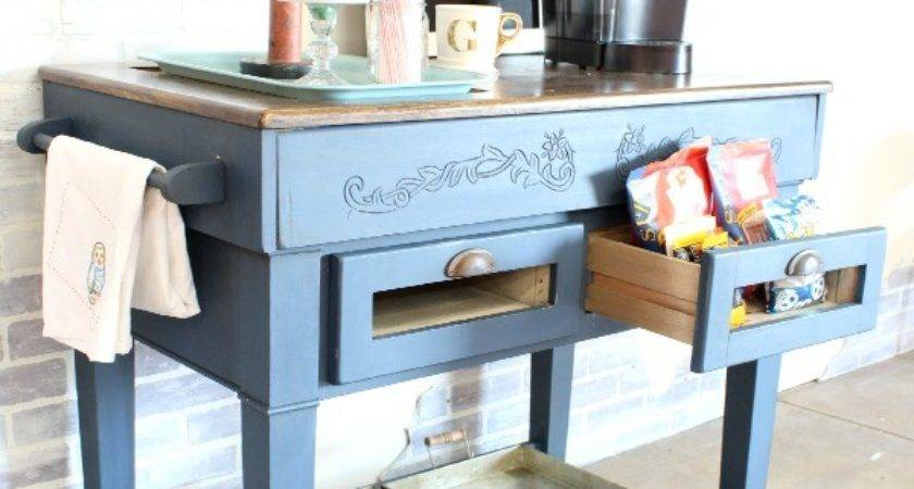 Diy Coffee Bar Refunk Junk
