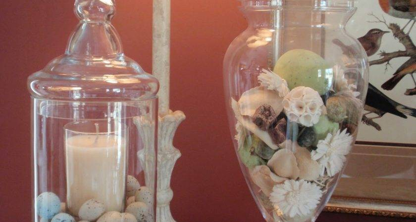 Diy Design Decorating Cloches Apothecary Jars