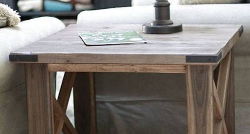 Diy Side Table Ideas Lots Tutorials