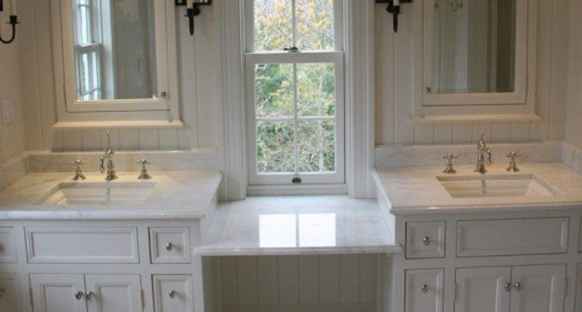 Double Vanity Ideas Traditional Bathroom Toby Leary